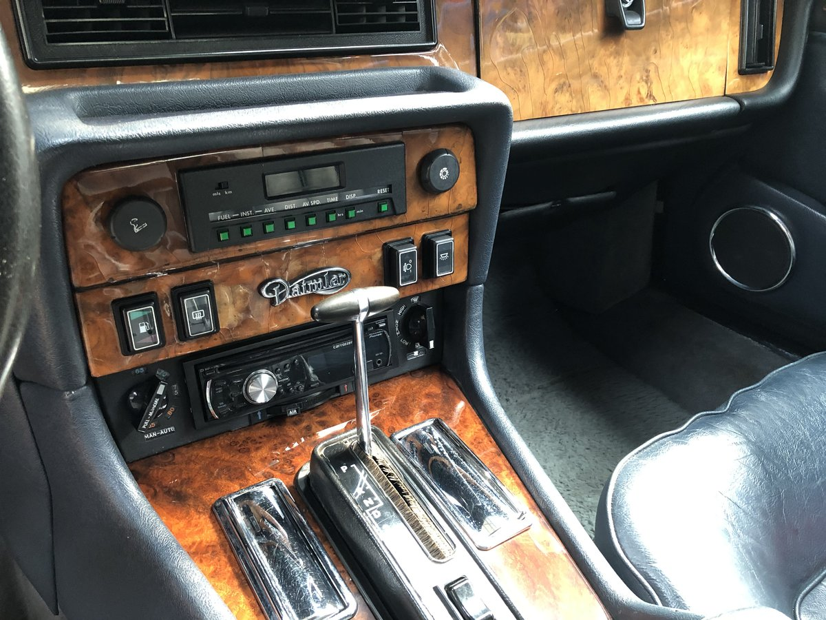 1990  Daimler Double Six immaculate Japan Import  For Sale (picture 4 of 6)