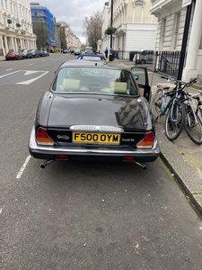 1989 Daimler double six serie iii