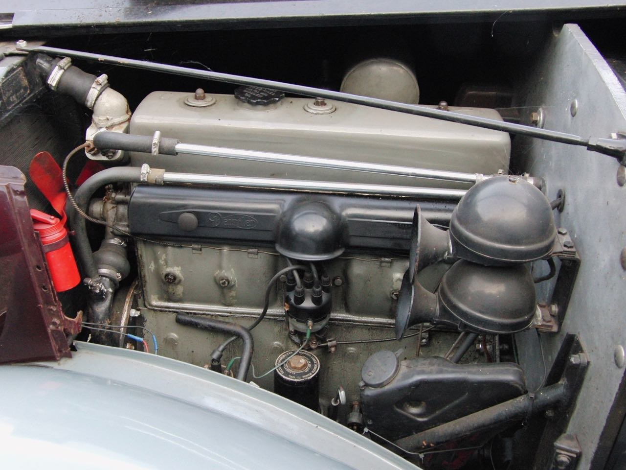 1950 Daimler DB18 three position drophead For Sale (picture 6 of 6)