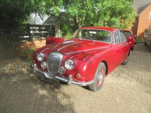 1968 V8-250 (Mk2 Jaguar) project ,running driving  AUTO PAS For Sale