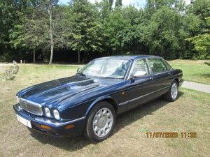 1998 Daimler Super V8 LWB Limousine For Sale