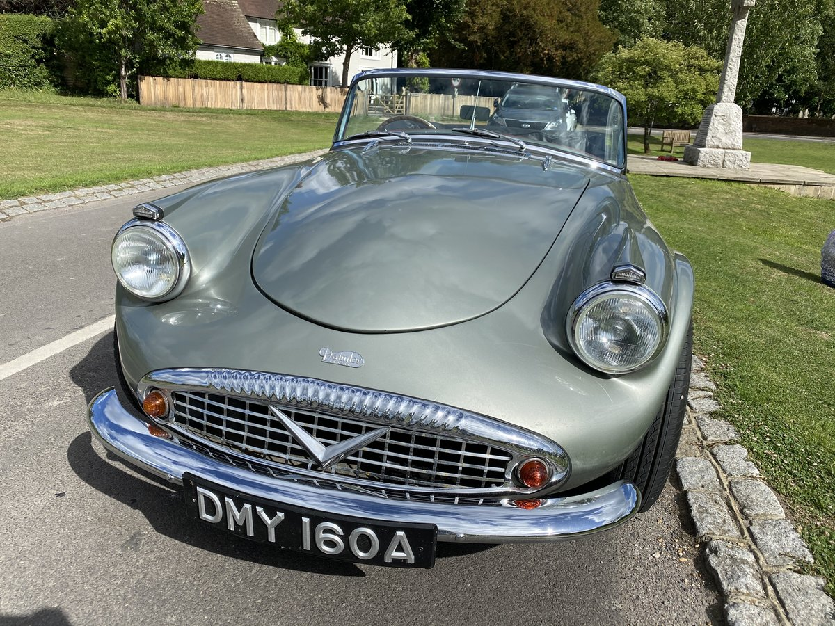 1961 Daimler Dart Automatic For Sale (picture 2 of 6)