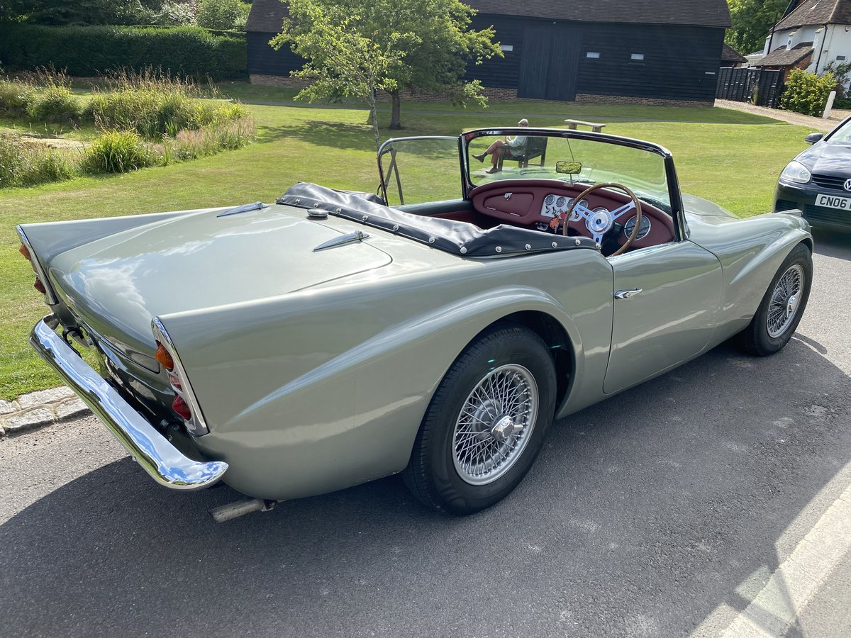 1961 Daimler Dart Automatic For Sale (picture 4 of 6)