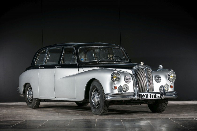 1965 Daimler Majestic Major Limousine (DR450) - No reserve For Sale by Auction (picture 1 of 6)