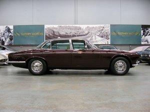 1973 S1 Daimler Double Six VDP V12