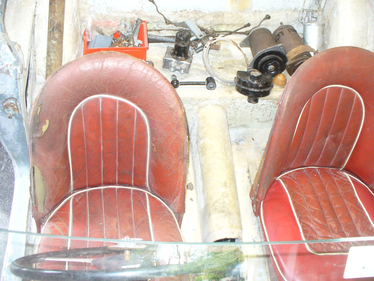 1961 daimler sp250 rhd project daimler dart For Sale (picture 5 of 6)