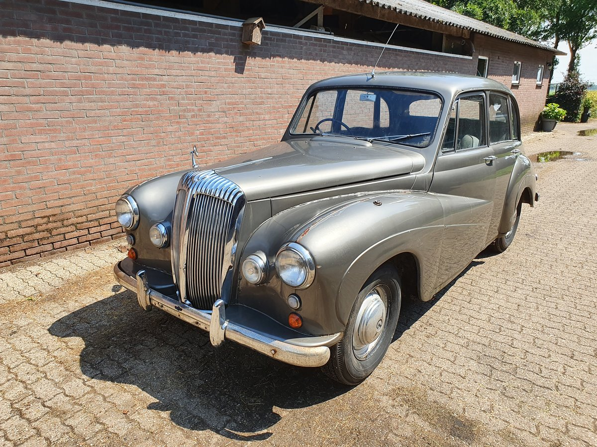 1953 Daimler Conquest For Sale (picture 1 of 6)
