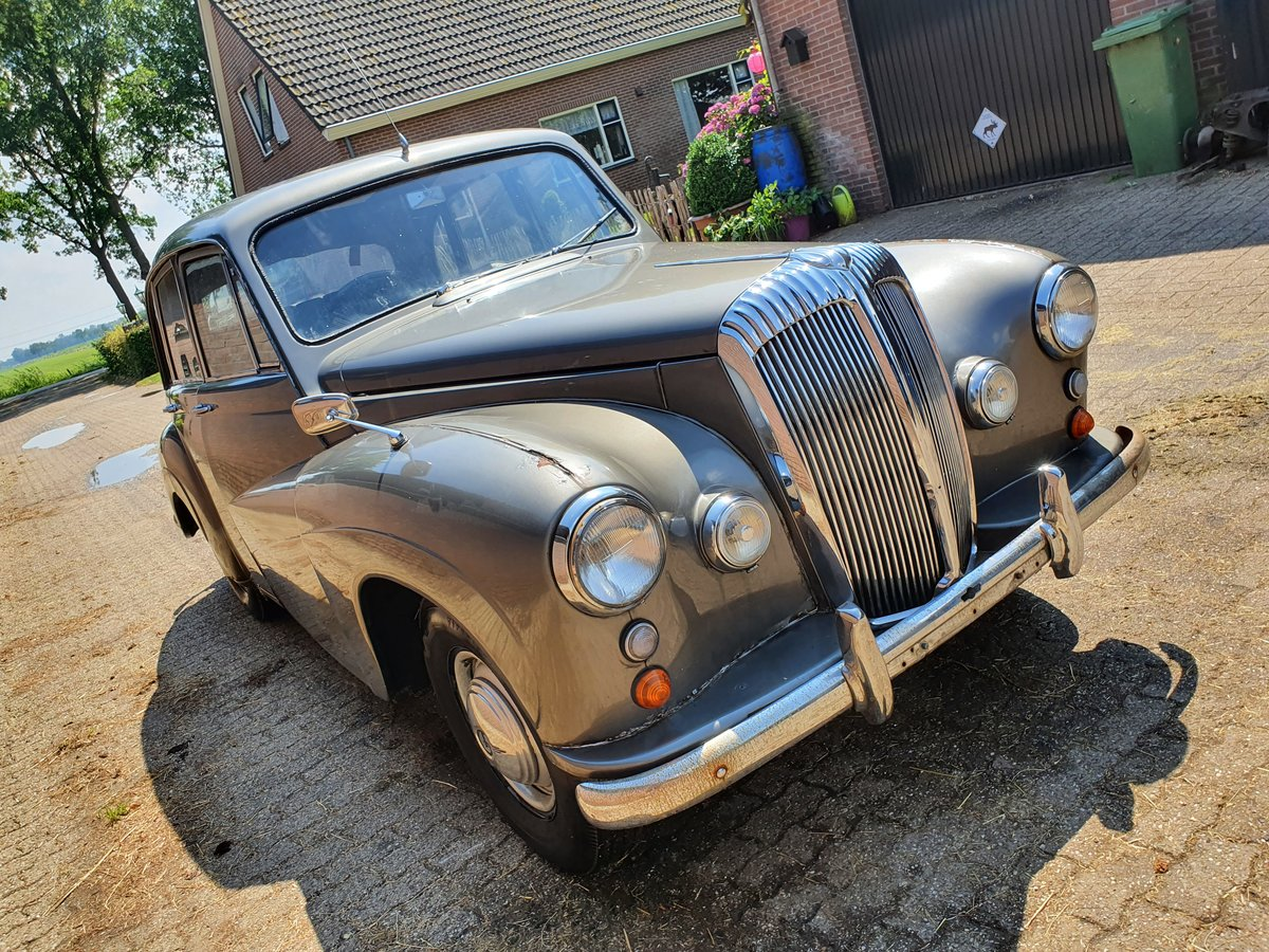 1953 Daimler Conquest For Sale (picture 4 of 6)