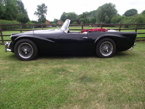 Daimler SP250 Dart B Spec UK R.H.D