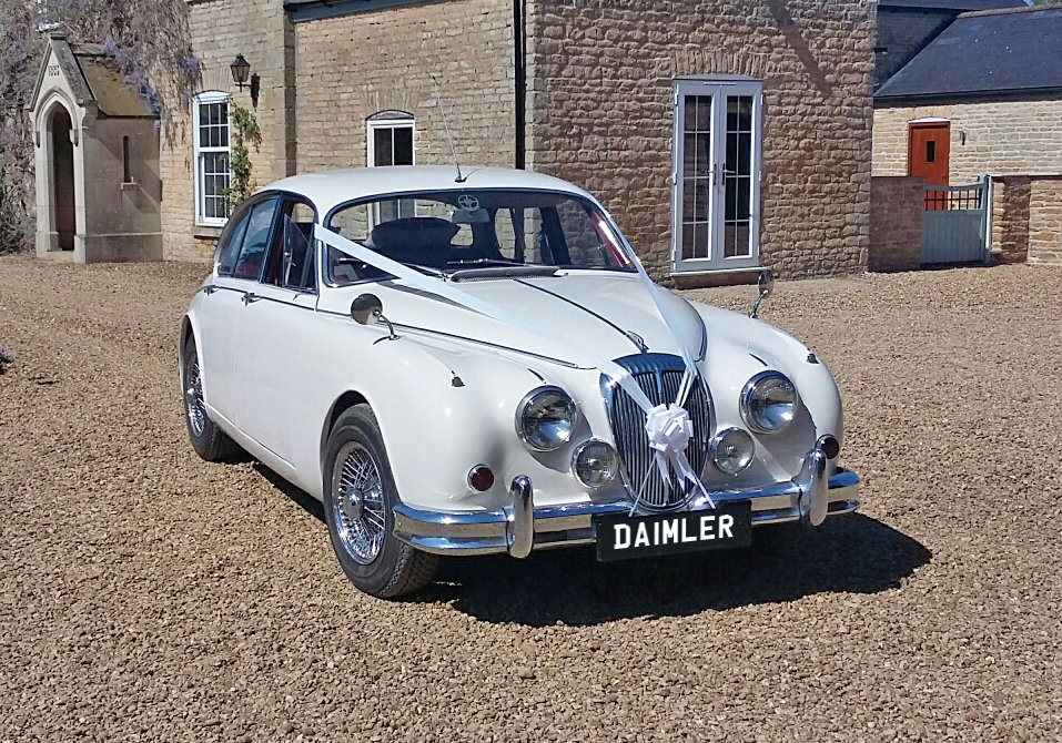 Classic Daimler Wedding Car (1967) Lincolnshire For Hire (picture 1 of 6)