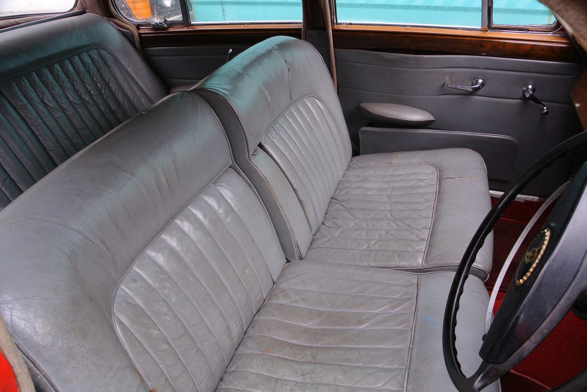 1964 Daimler V8 250 For Sale (picture 4 of 6)