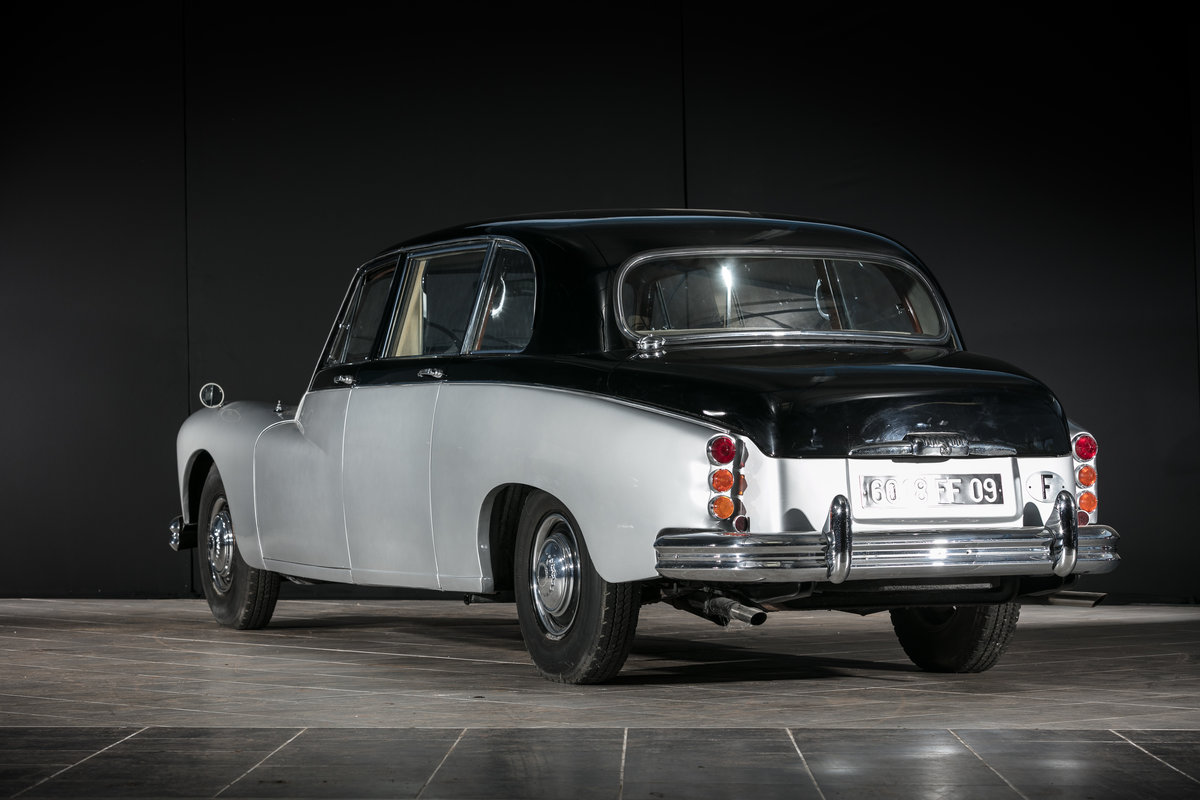1965 Daimler Majestic Major Limousine (DR450) - No reserve For Sale by Auction (picture 2 of 6)