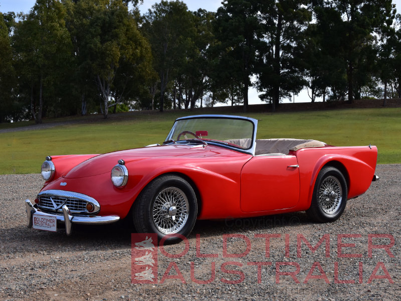 1964 Daimler SP250 'Dart' SOLD (picture 1 of 6)