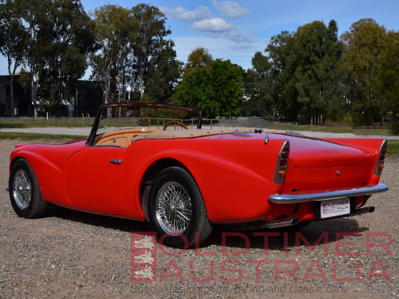 1964 Daimler SP250 'Dart' SOLD (picture 4 of 6)