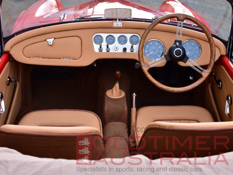 1964 Daimler SP250 'Dart' SOLD (picture 5 of 6)