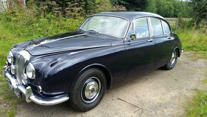 Daimler 250 V8 2.5 Auto 1969 (like Jaguar MK2 )
