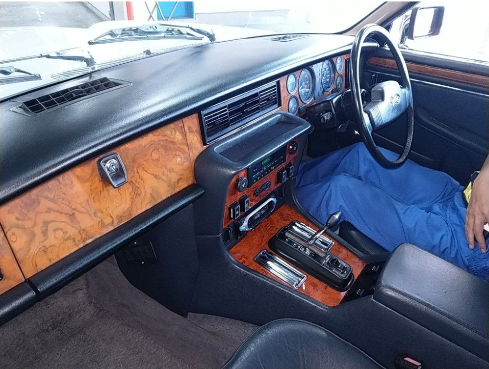 1992 DAIMLER DOUBLE SIX 5.3 SERIES 3 V12 AUTO * ONLY 55000 MILES  For Sale (picture 3 of 6)