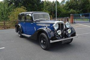 1936 Daimler Light 20 Limousine