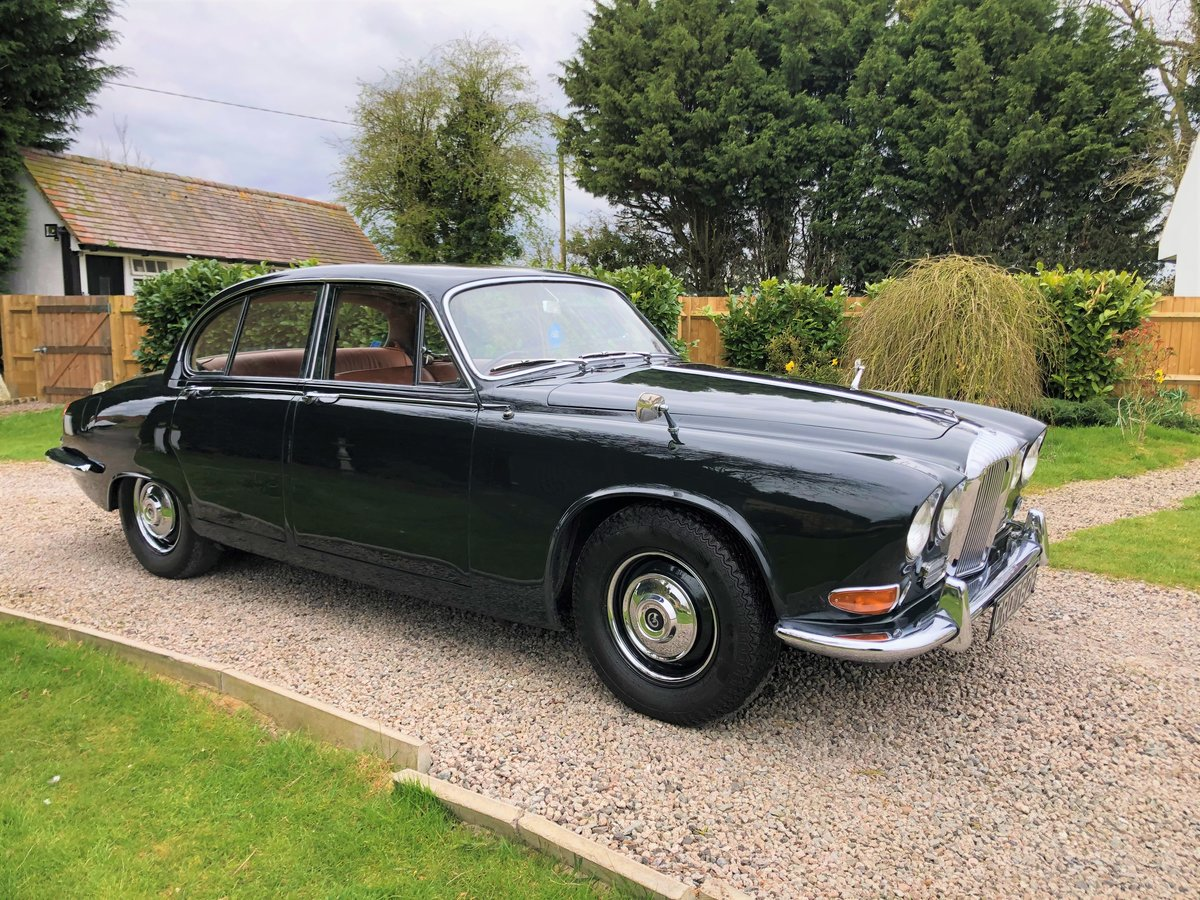 1968 Daimler Sovereign 4.2 over £30k spent SOLD (picture 1 of 6)