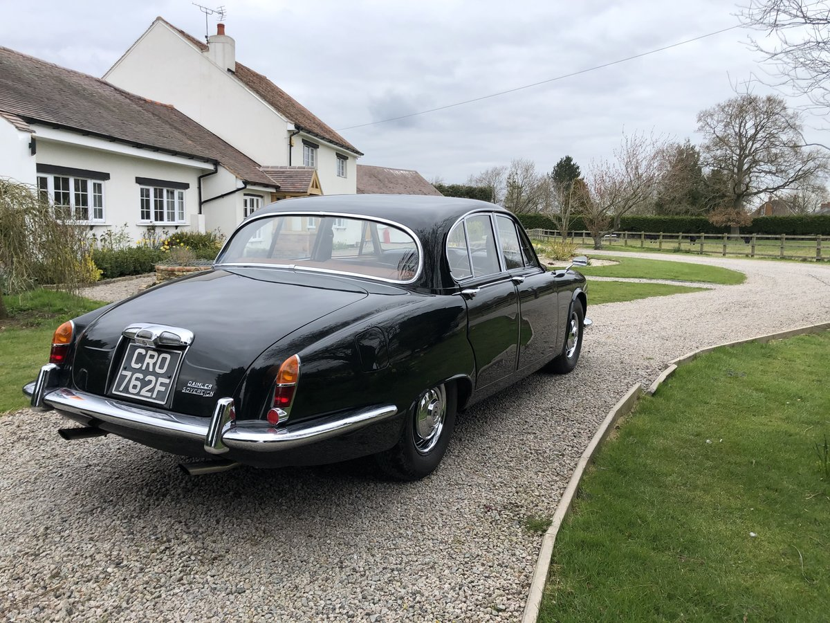 1968 Daimler Sovereign 4.2 over £30k spent SOLD (picture 2 of 6)