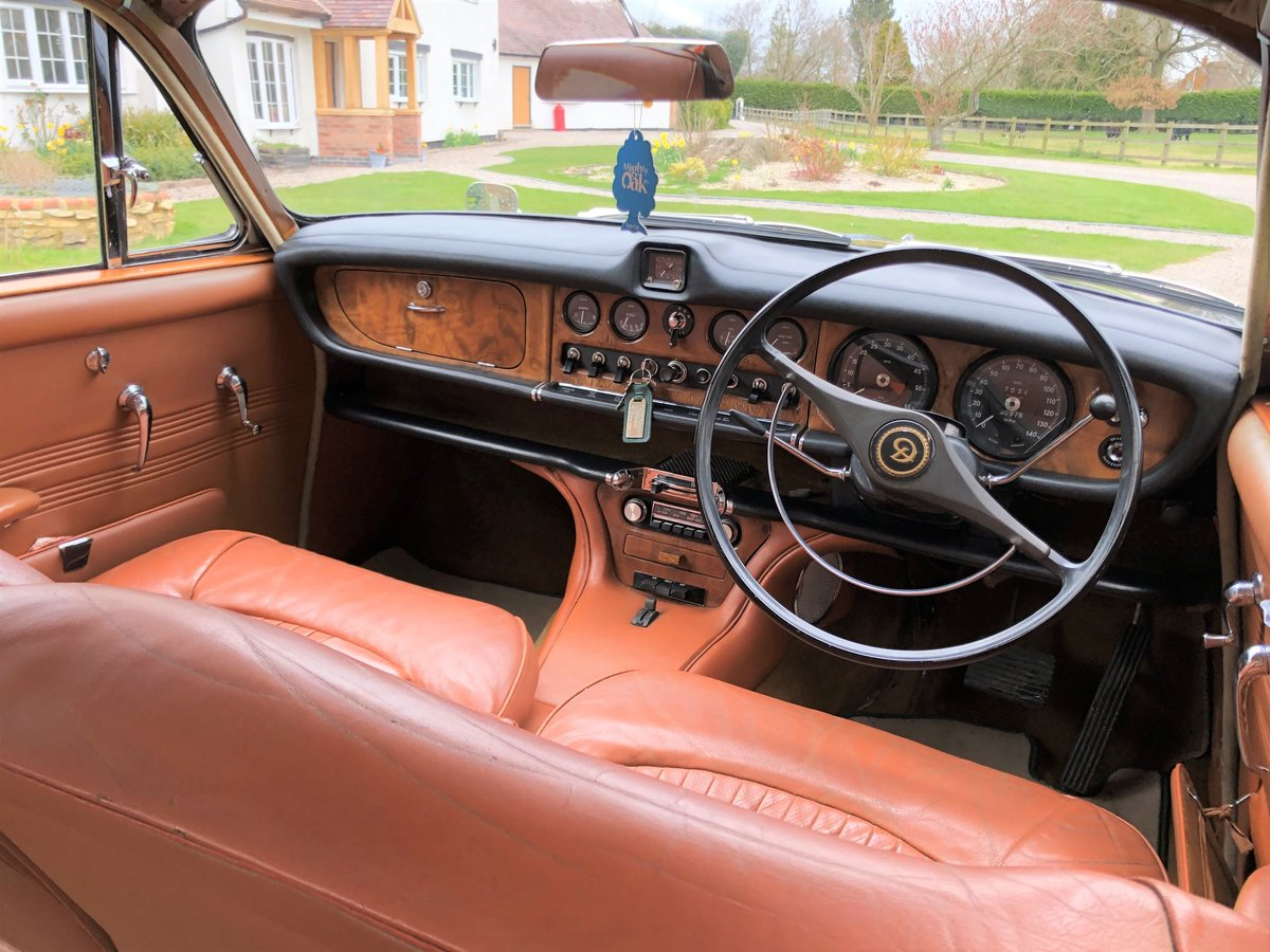 1968 Daimler Sovereign 4.2 over £30k spent SOLD (picture 3 of 6)