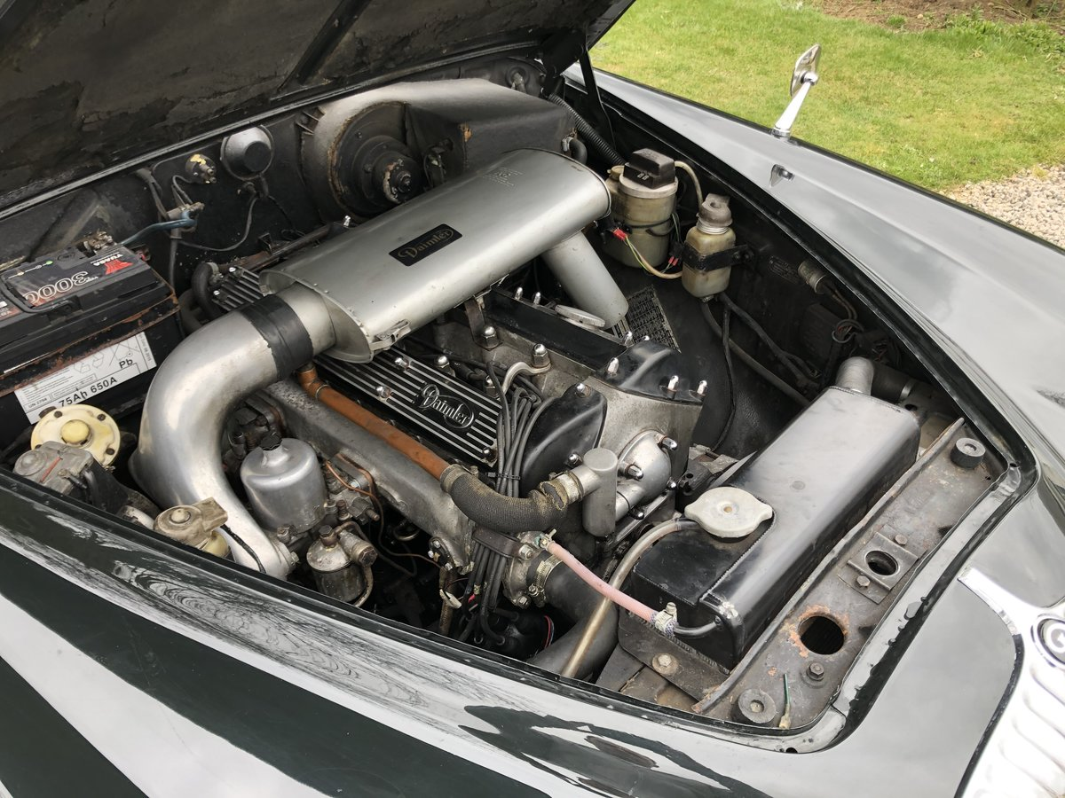 1968 Daimler Sovereign 4.2 over £30k spent SOLD (picture 4 of 6)