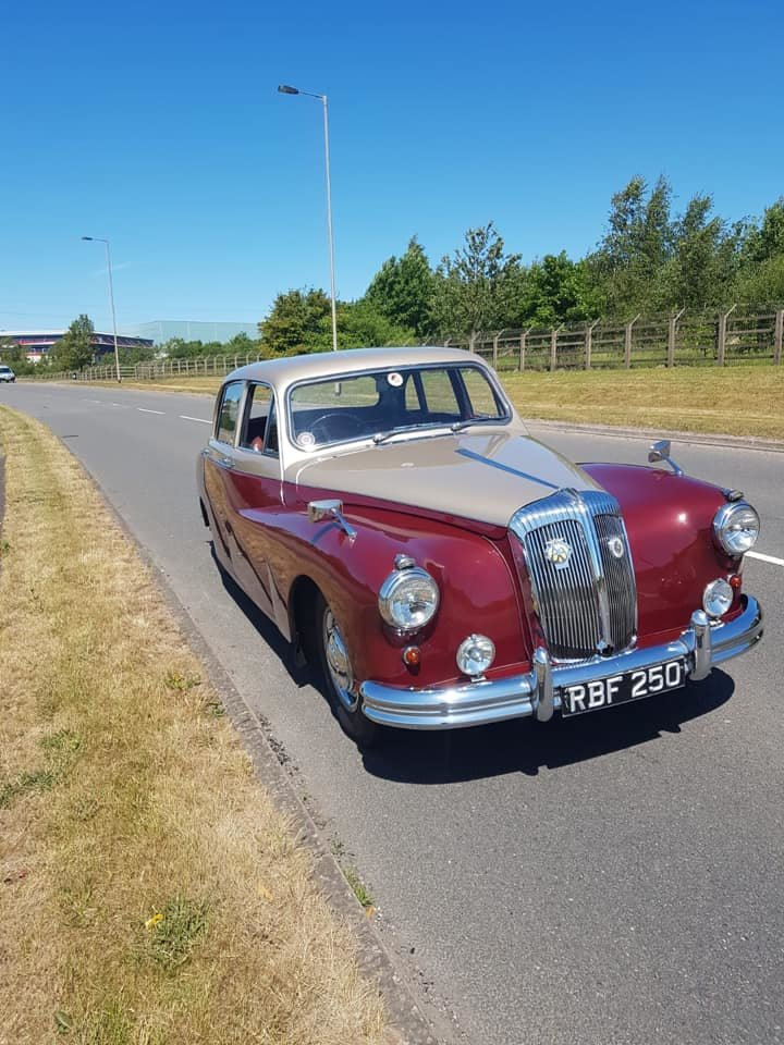 1961 Daimler Majestic For Sale (picture 1 of 1)