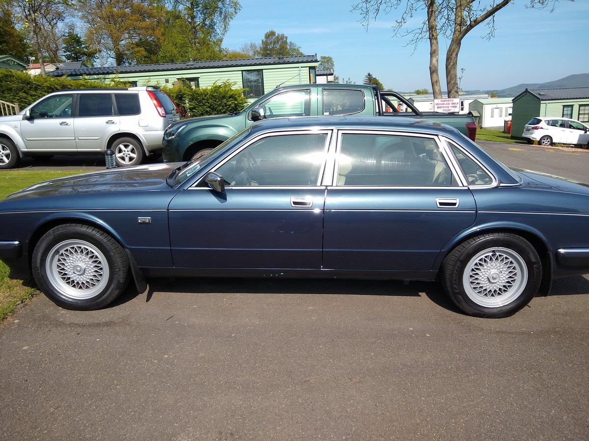 1989 Daimler XJ40 3.6 For Sale (picture 1 of 6)