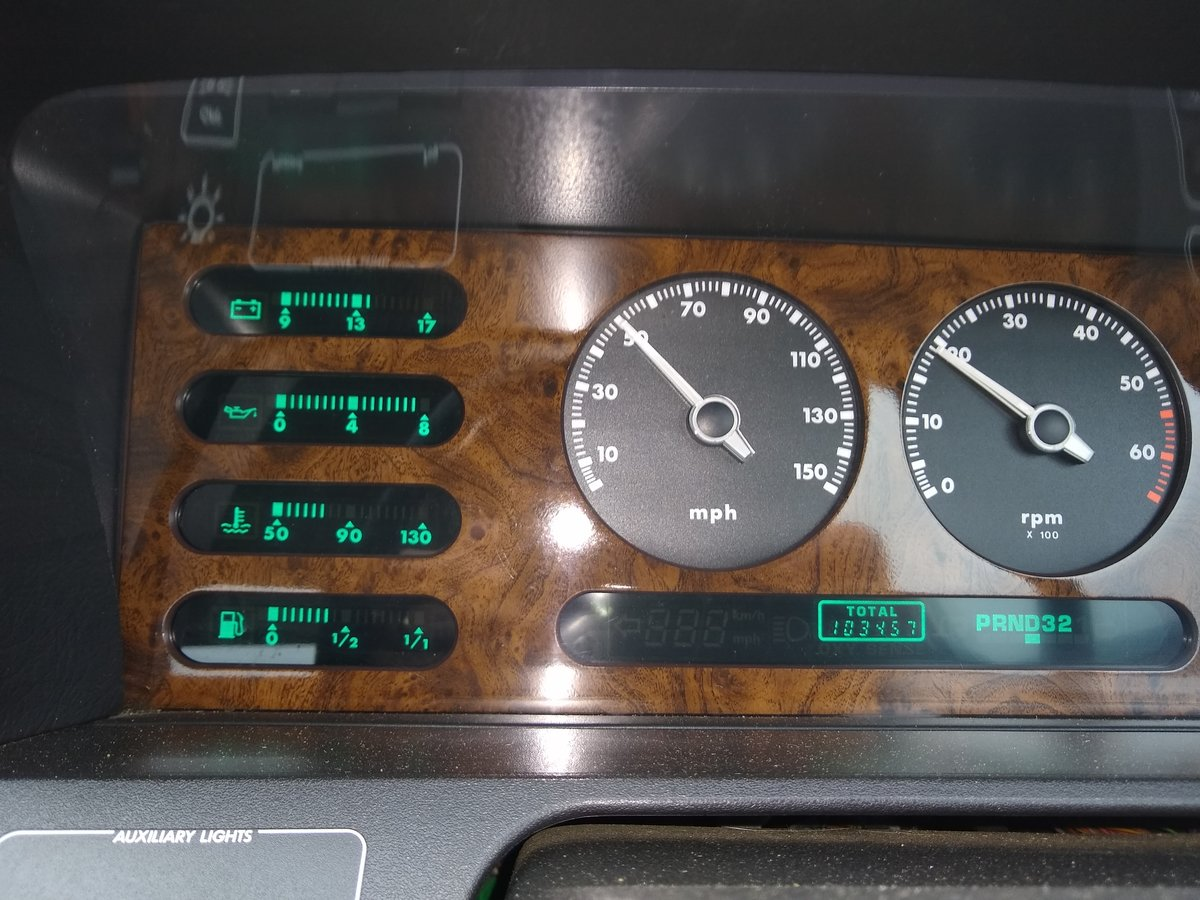1989 Daimler XJ40 3.6 For Sale (picture 6 of 6)