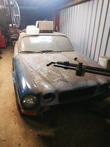 Daimler Double SIx Coupe