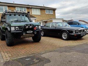 Daimler Double 6