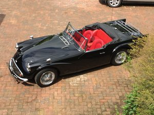 Picture of 1964 Daimler SP250 'C' Spec  SOLD