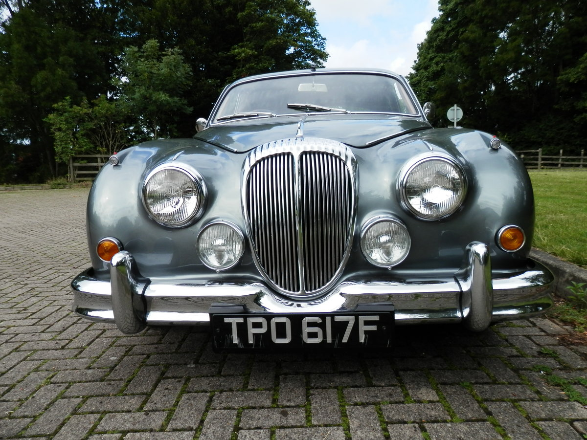 1967 Daimler V8 250 manual, overdrive (lots of history) For Sale (picture 6 of 6)