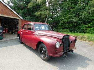 1957 Daimler Sportsman