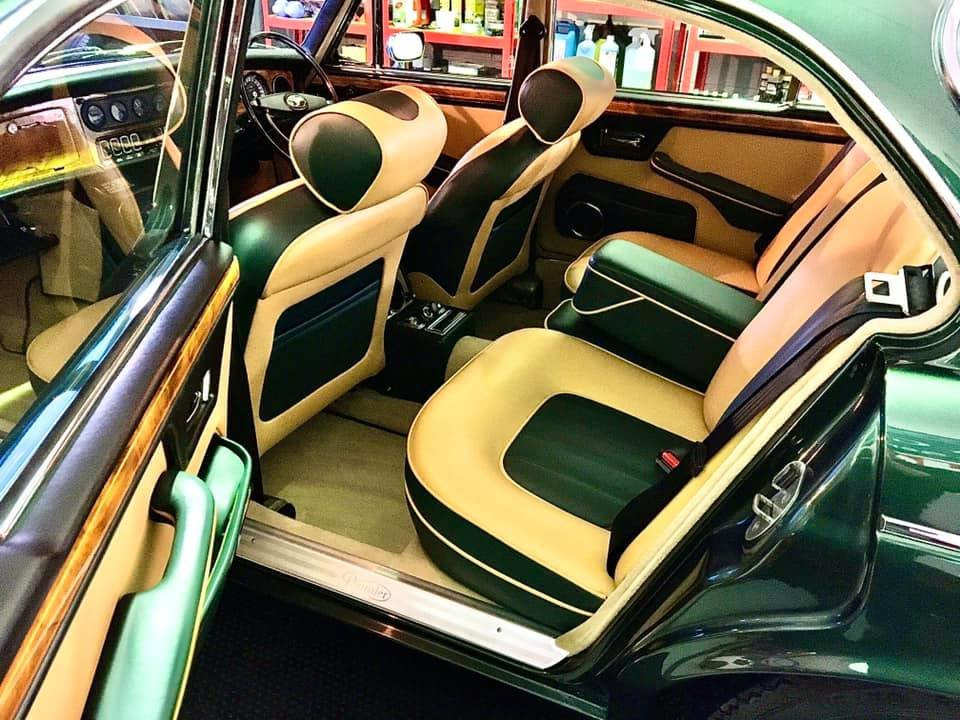 1973 Series 1 Daimler Double Six Vanden Plas - Only 14K Miles!!!l For Sale (picture 3 of 12)