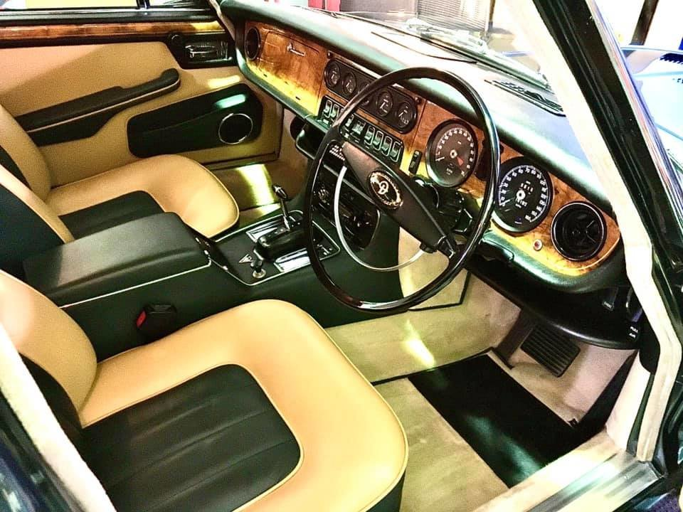 1973 Series 1 Daimler Double Six Vanden Plas - Only 14K Miles!!!l For Sale (picture 6 of 12)