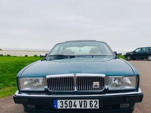 Picture of 1994 Rare Kingfisher Green Daimler Double Six