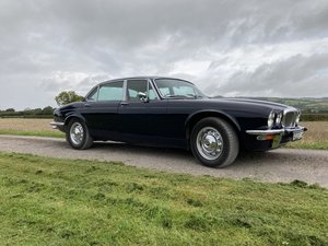 1977 Daimler Sovereign Series 2