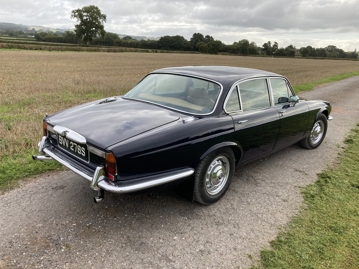 1977 Daimler Sovereign Series 2 For Sale (picture 2 of 6)