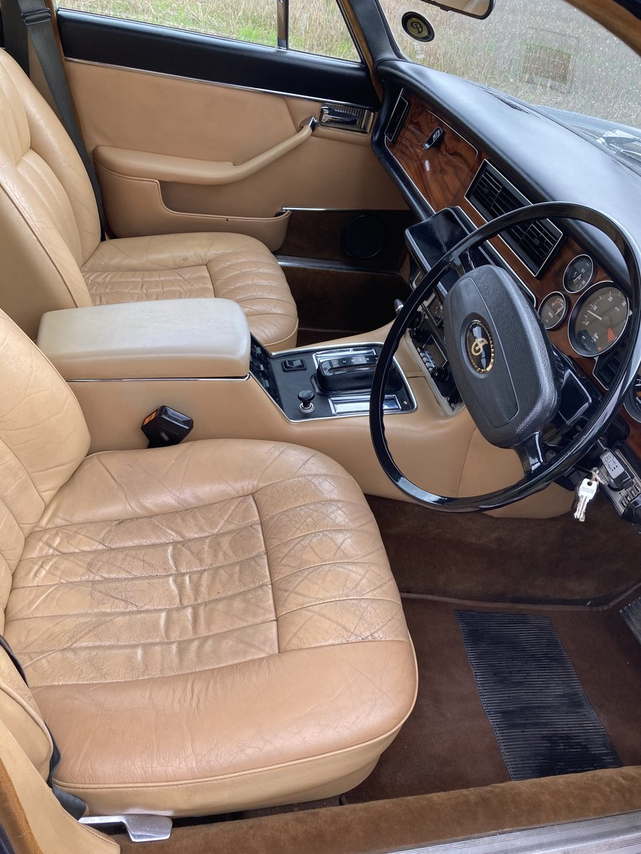 1977 Daimler Sovereign Series 2 For Sale (picture 5 of 6)