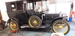 1912 Daimler 15HP Open Drive Landulette For Sale by Auction