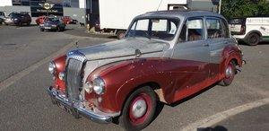 1955 **OCTOBER ENTRY**  Daimler Conquest