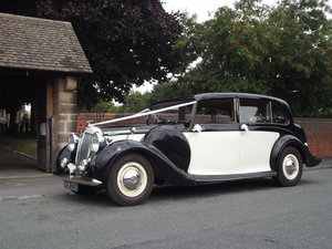 1946 DAIMLER DE27 Hooper limousine