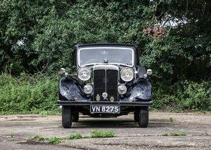 1936 Daimler E-20 Saloon