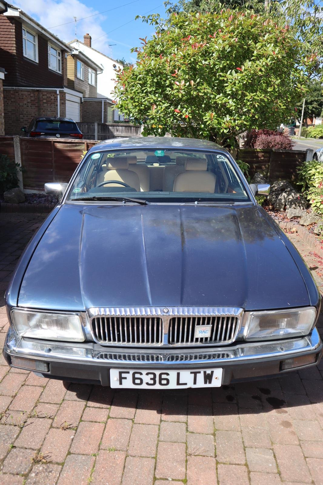 1988 XJ40  Daimler Sovereign (1 Owner from New) For Sale (picture 4 of 5)