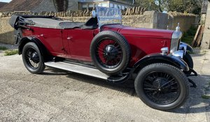 1927 Daimler 20/70 Tourer for auction 19th September For Sale by Auction