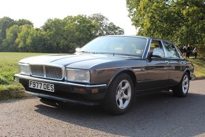 1989 Daimler 3.6 Auto  - To be auctioned 30-10-20