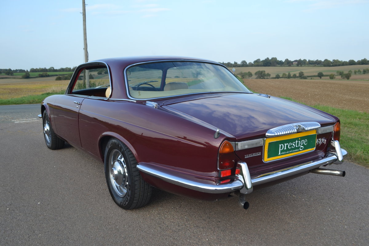 1976 Daimler XJC 4.2 Coupe - throughly recomissioned For Sale (picture 4 of 11)