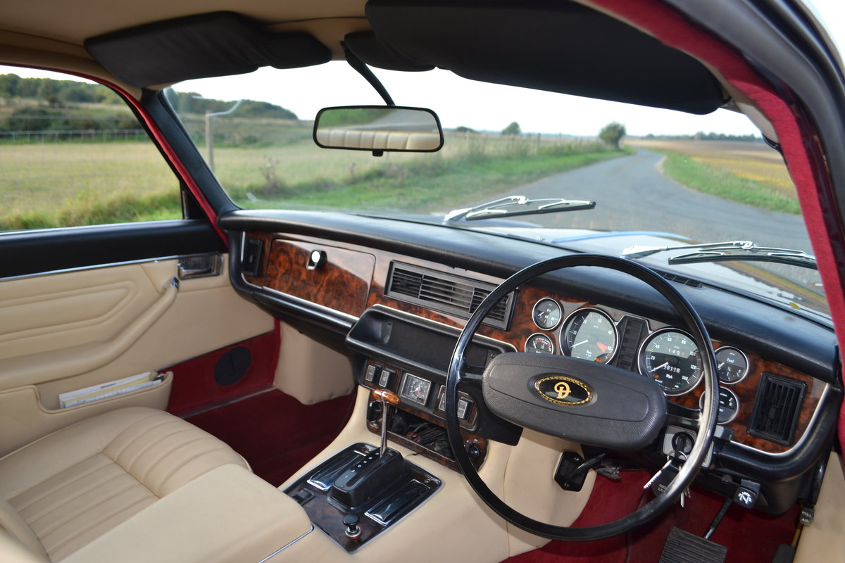 1976 Daimler XJC 4.2 Coupe - throughly recomissioned For Sale (picture 5 of 11)