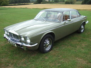 1976 Daimler Sovereign Series 2 4.2 LWB 46000 miles